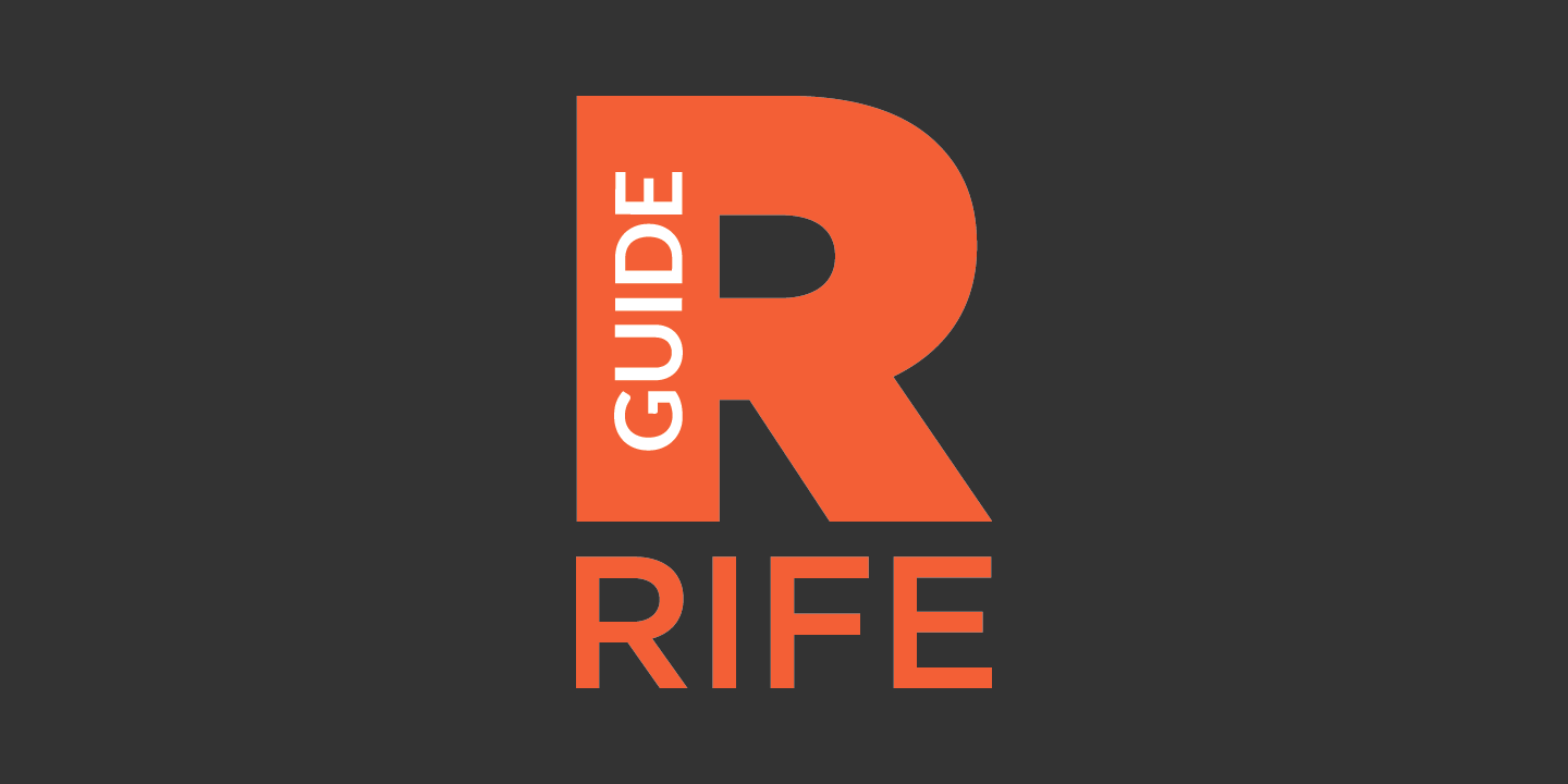 Rife Guide - The Ultimate Guide to What's Going On for Young People in Bristol