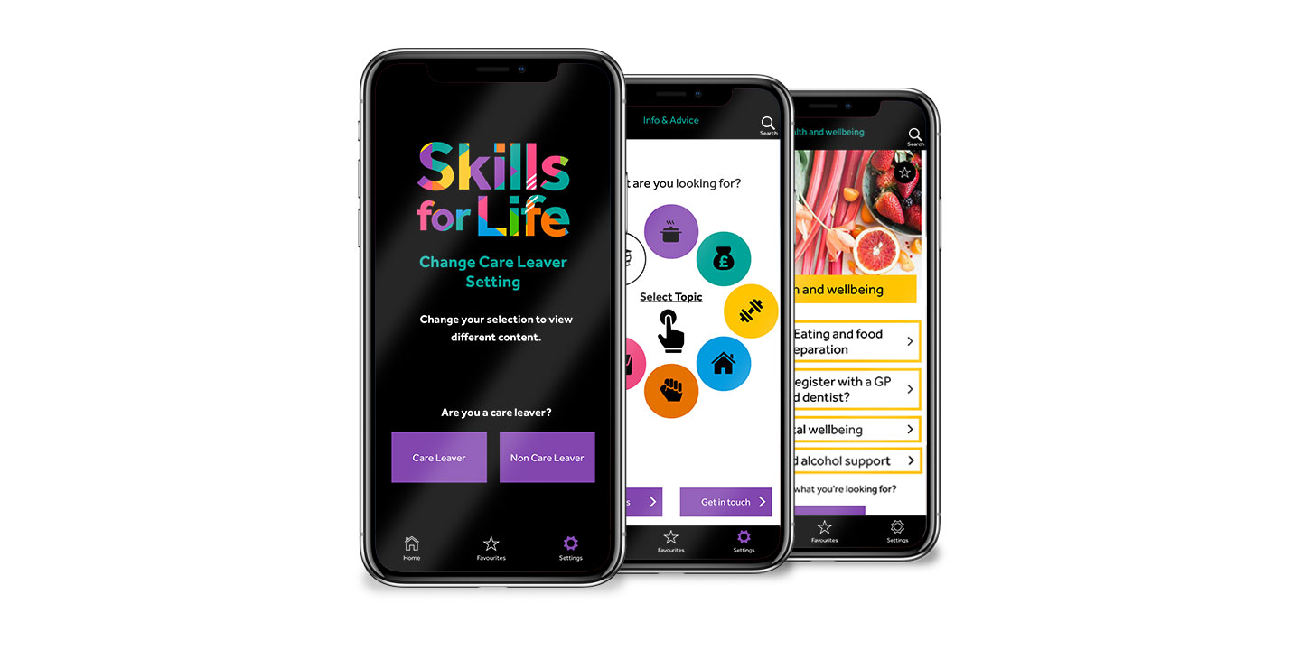 A new app for young people in Haringey: Skills for Life